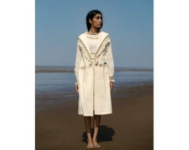 Purvi Doshi teams up with PETA India for her latest SS`19 Collection