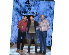 Varun Dhawan turns showstopper for Brand Buffalo`s 40th Birthday