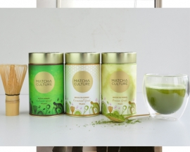 Matcha Culture Introduces a Premium Tea Blend For Healthy & Slimmer You!