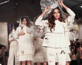 Designer Purvi Doshi Dedicates Her Latest Collection to PETA India!
