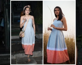 Beautiful Taapsee spotted in Spring diaries outfit for casual outing !