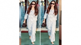 Malaika Arora spotted in Be Indi Outfit!