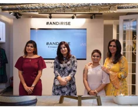 ANDiRISE | AND celebrates women with the launch of 4 inspiring stories