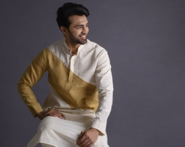 Sustainable Designer Purvi Doshi Launches A Menswear Line