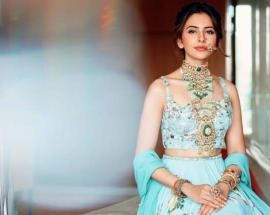 `GLAMOUR`, India`s largest jewellery exhibition announces its new face, Actress `Rakul Preet Singh`