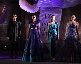 Amit Aggarwal - Lumen || India Couture Week 2019