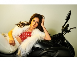 Nushrat Bharucha and Ridhima Pandit in FHM Magazine Shoot