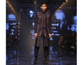 Amaare Couture debut`s at LFW- Winter Festive 2019