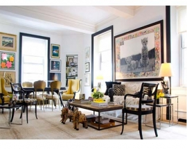 ECLECTIC STYLE ILLUSTRATED AND HOW TO GET THE LOOK