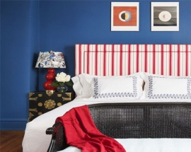OUR FAVORITE COLORS TO COMPLEMENT BLUE DÉCOR