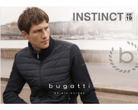 Bugatti Autumn Winter Look Book For Men & Women 2019/20
