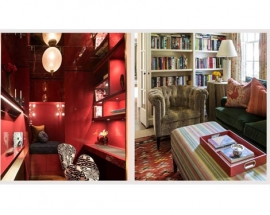 DESIGNERS` FAVORITE RED COLOR PAIRINGS FROM UNDERSTATED TO BOLD