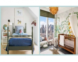 YOUTHFUL BOYS` ROOMS THAT SERVE MAJOR STYLE