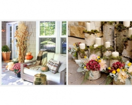 ELEGANT WAYS TO DRESS UP YOUR PORCH FOR FALL