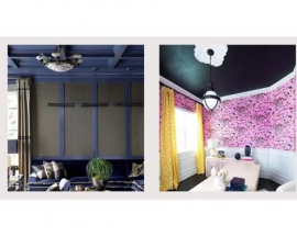 THIS IS HOW TO NAIL THE PAINTED CEILING TREND