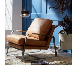 Leather & Faux Leather Chairs that Redefine Classic Comfort