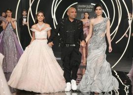 Gaurav Gupta opens India Couture Week 2020, celebrating love