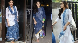 Long kurtas are a celebrity-favourite