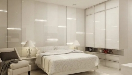 Tips to select the wardrobe colour for your bedroom