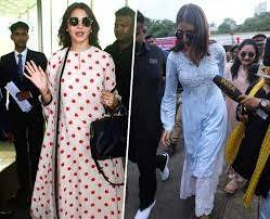 Anushka Sharma's guide to styling a kurta