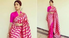 From Kajol to Madhuri Dixit: 10 silk saris moments of Bollywood divas