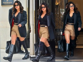 From Alia Bhatt to Kiara Advani: How to wear thigh-high boots in style
