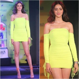 3 times Ananya Panday nailed monotone looks unlike anyone else!
