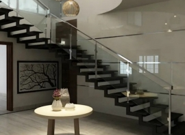 All you want to know about granite staircase