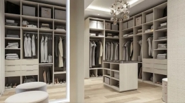 Walk-in Closets For Indian Homes