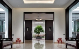 Vastu ideas for the hallway and corridor