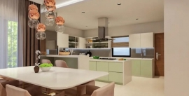 Kitchen island ideas that are small but stylish