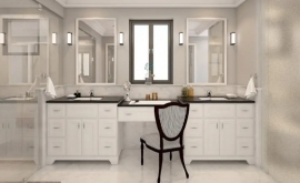 Luxurious and Stylish Ideas to Decorate the Big Bathrooms